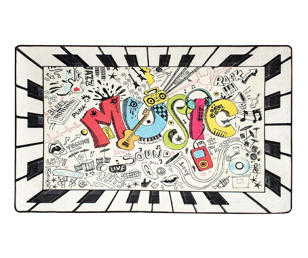 Tepih Music 100x160 cm