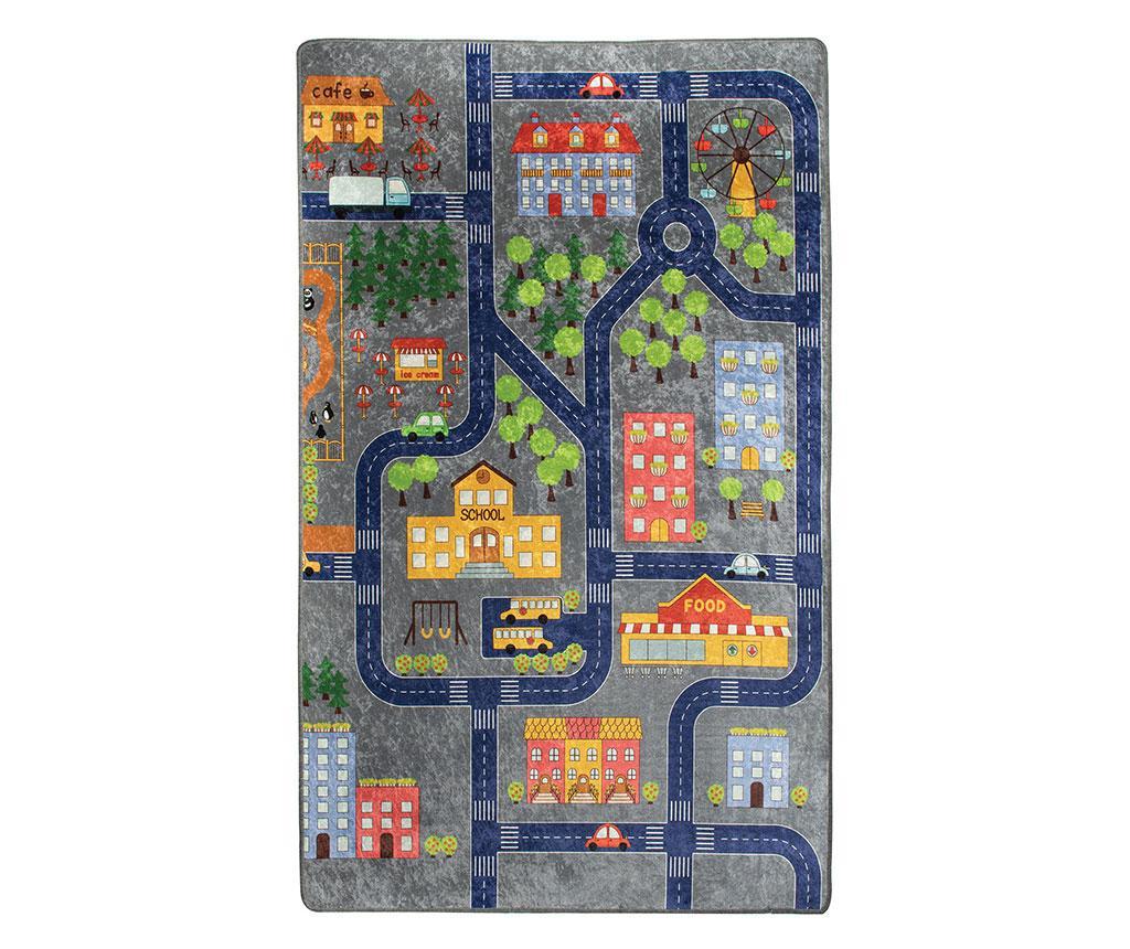 Tepih za igru Small Town 200x290 cm