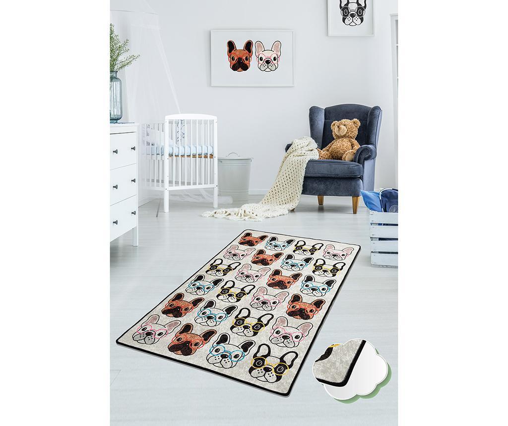 Tepih Dogs 140x190 cm