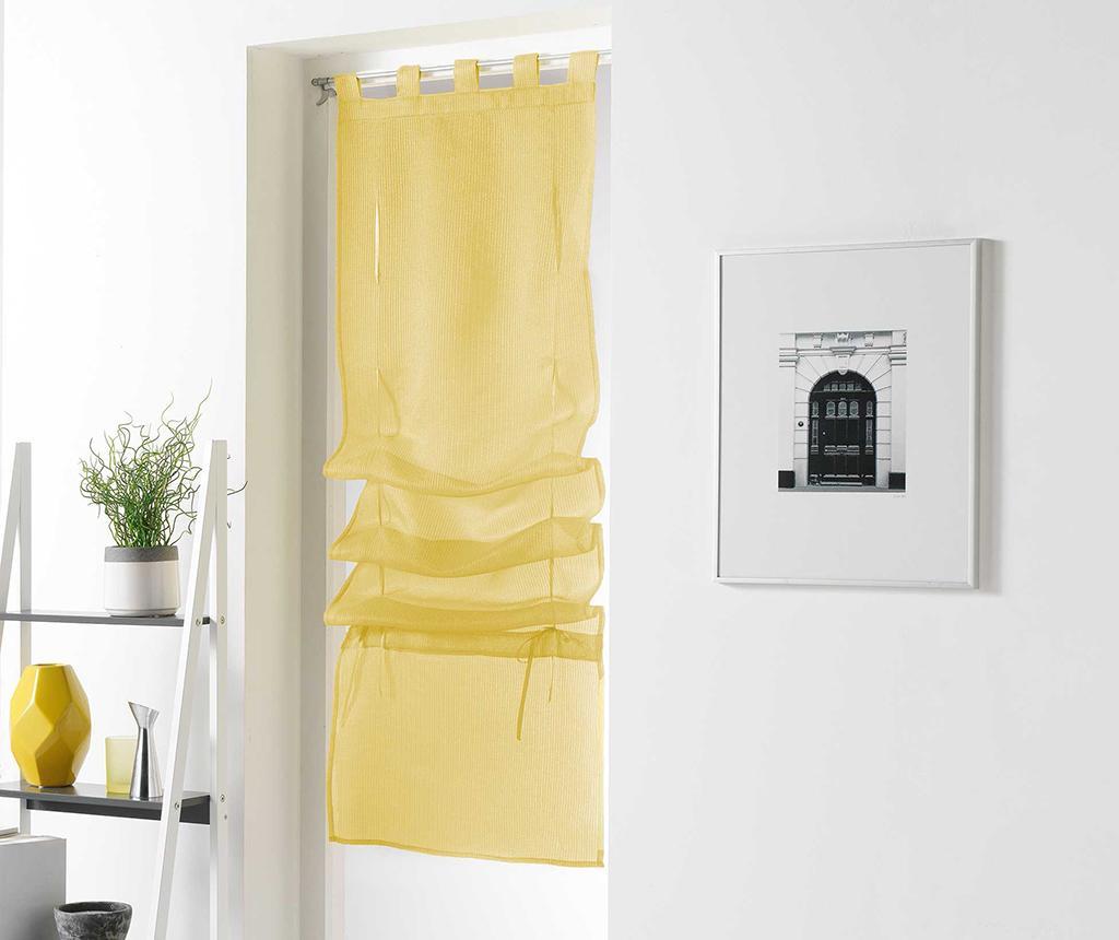Zavjesa Pointille Yellow & Gold 45x180 cm