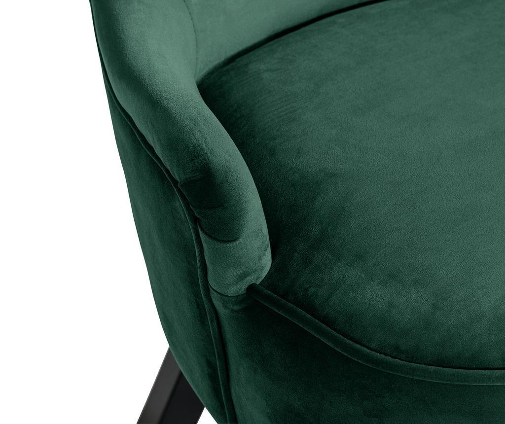 Fotel diYana Soft Dark Green 3H