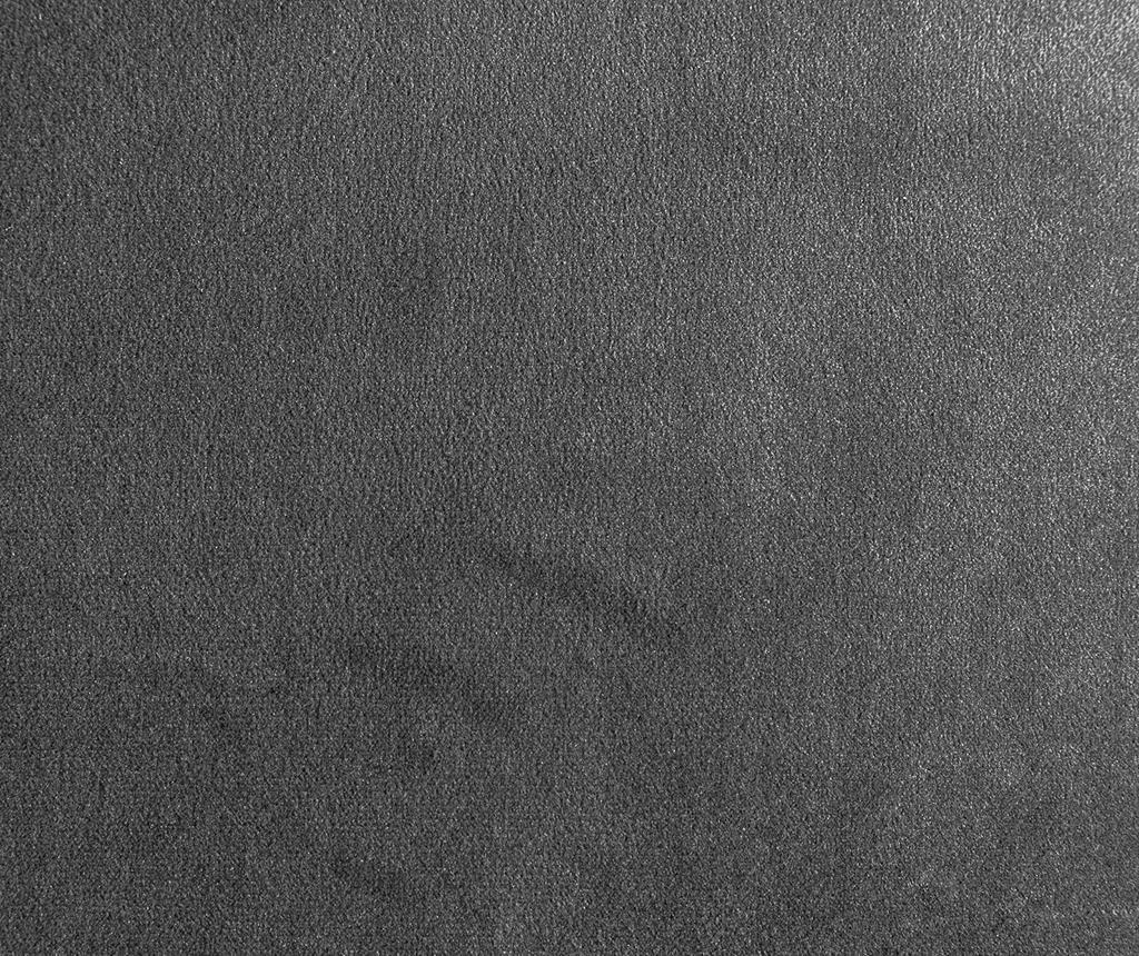 Fotel diYana Soft Dark Grey 3H