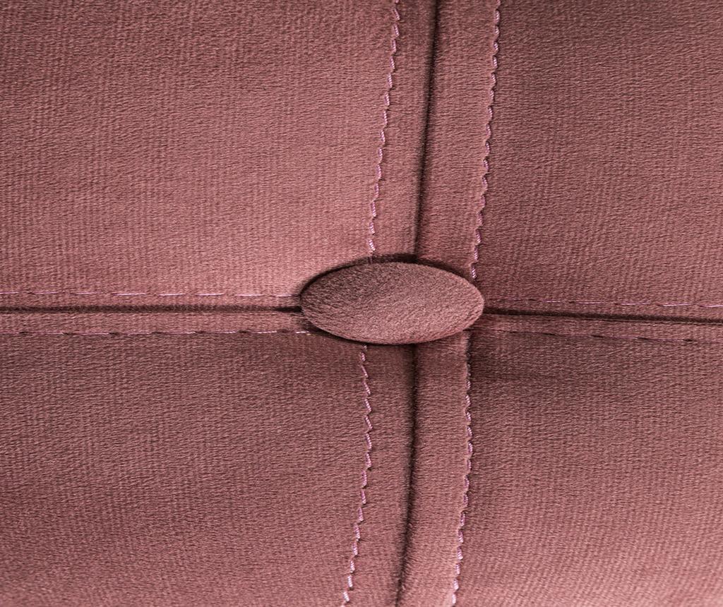 Podnóżek diYana Rust Pink