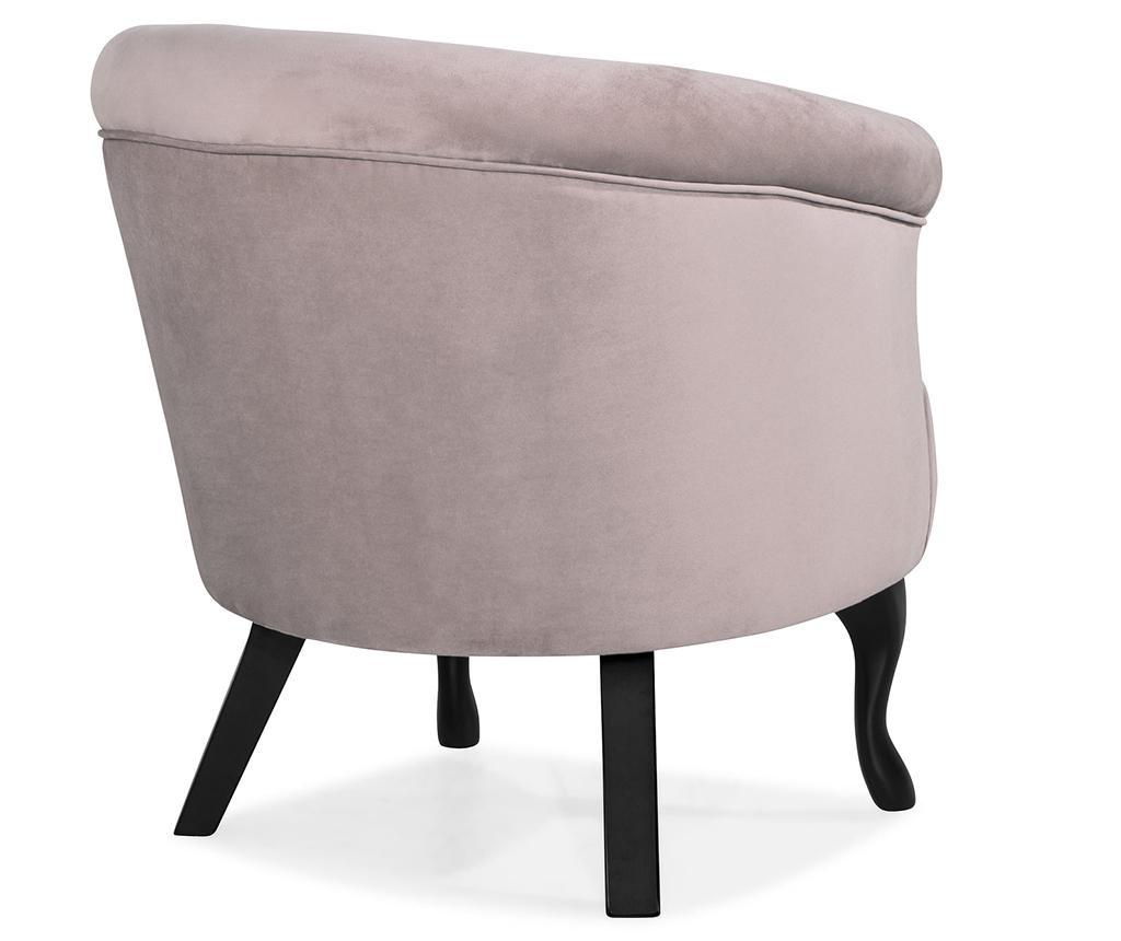 Fotelja Madalina Light Pink