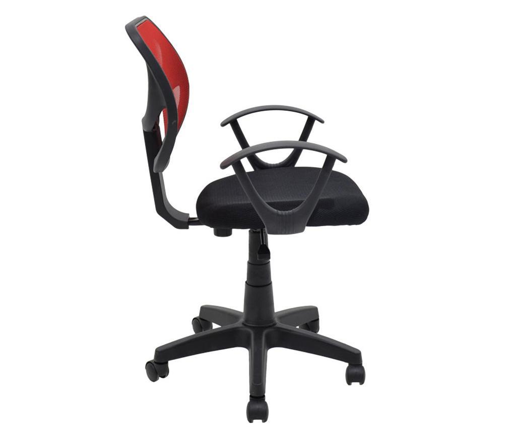 Krzesło biurowe Sara Red