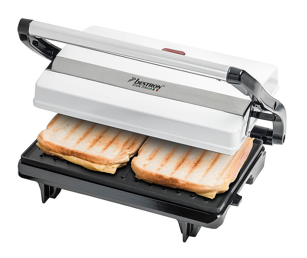 Sandwich maker Panini Grey