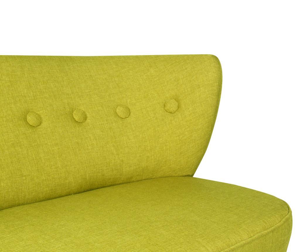 Canapea 2 locuri Josephine Pistachio Green