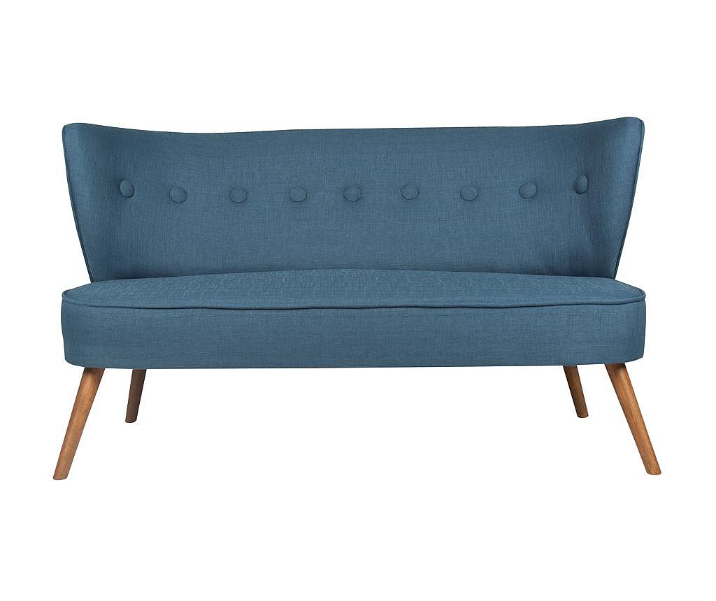 Kauč dvosjed Josephine Night Blue