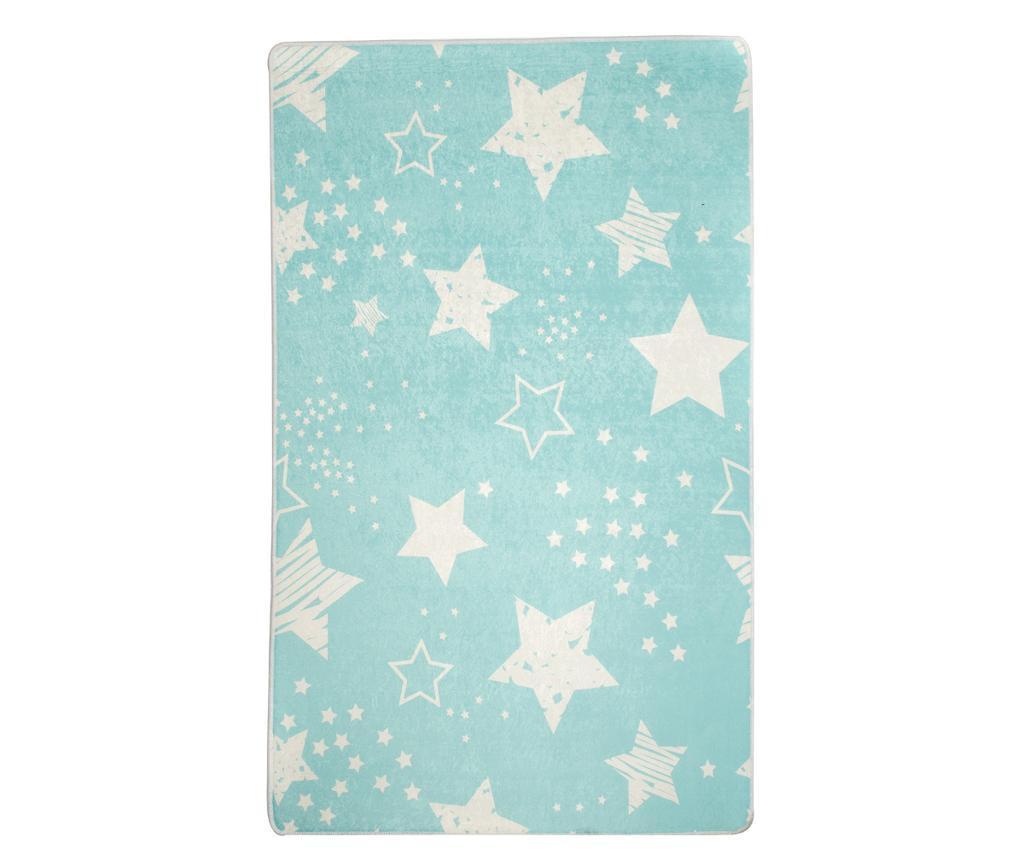 Tepih Stars Blue 140x190 cm