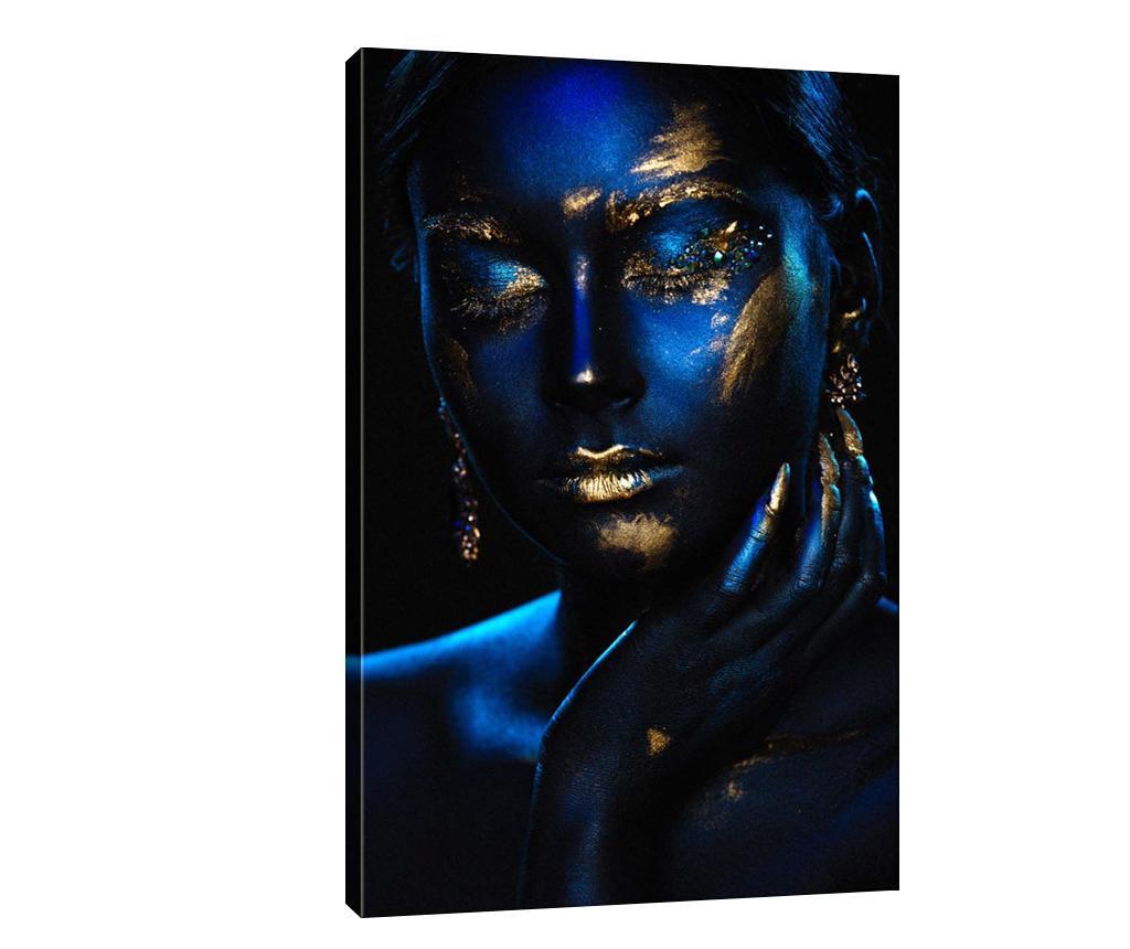 Tablou Royal Blue 50x70 cm
