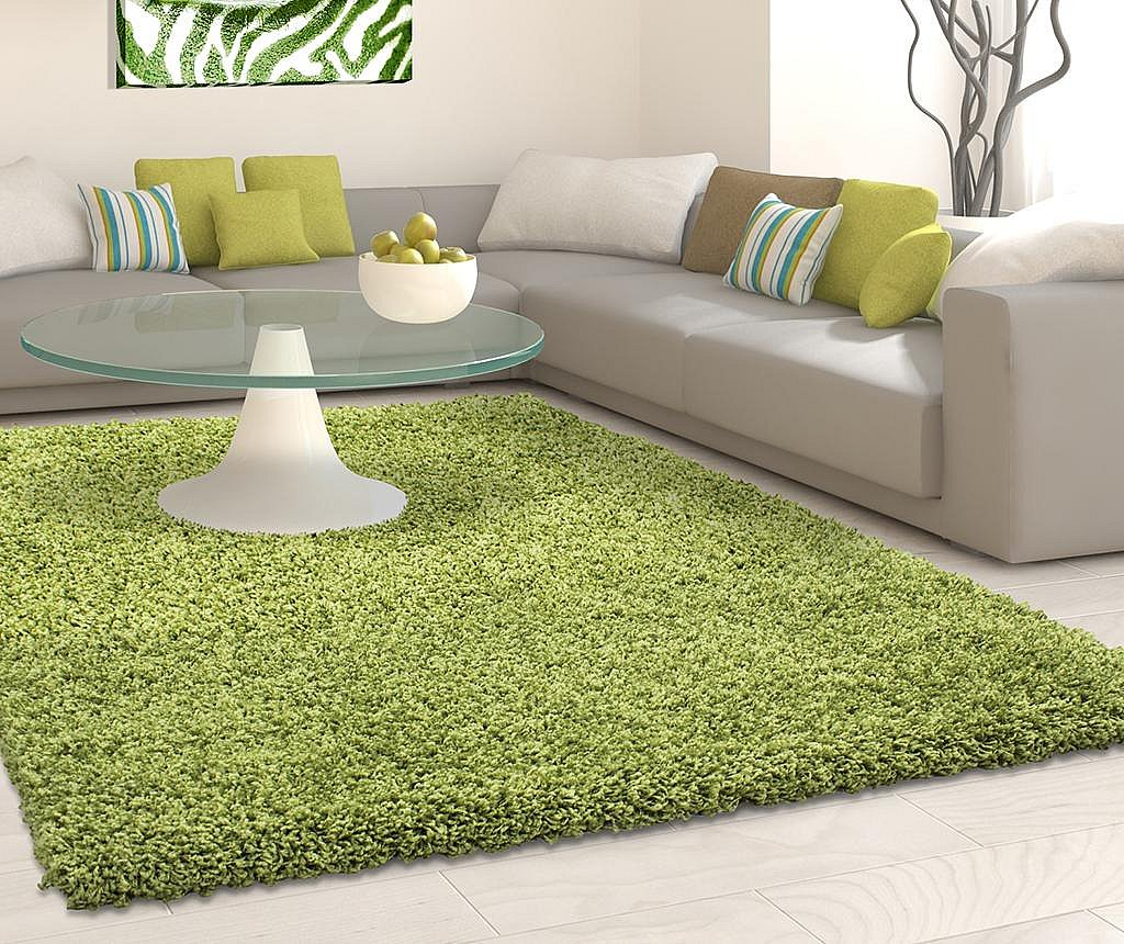 Covor Life Green 200x290 cm