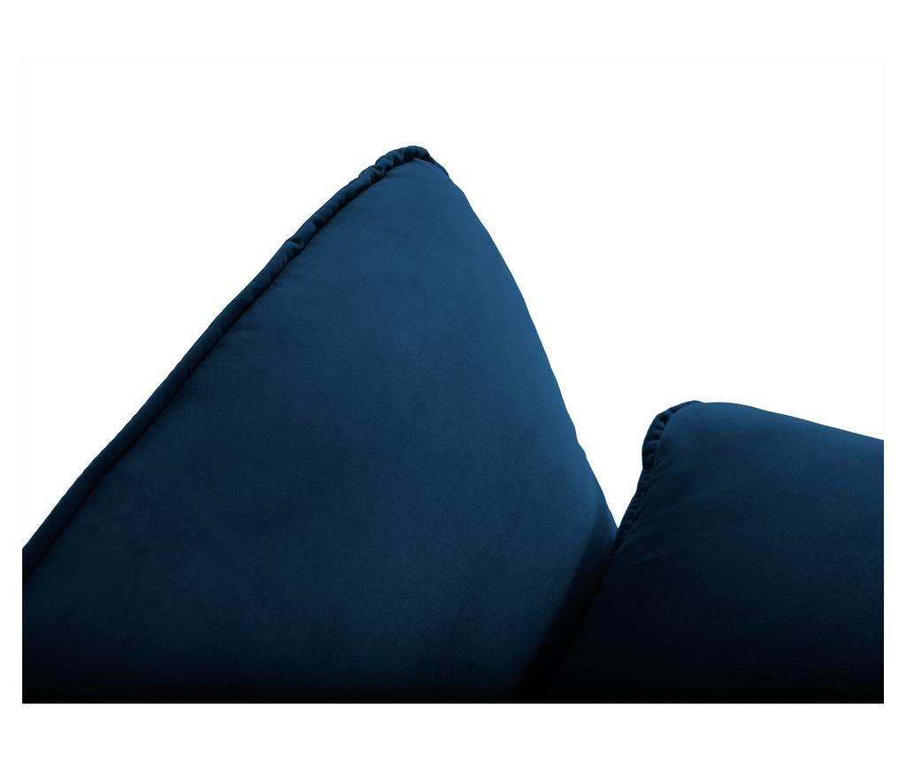 Narożnik lewostronny Vienna Royal Blue