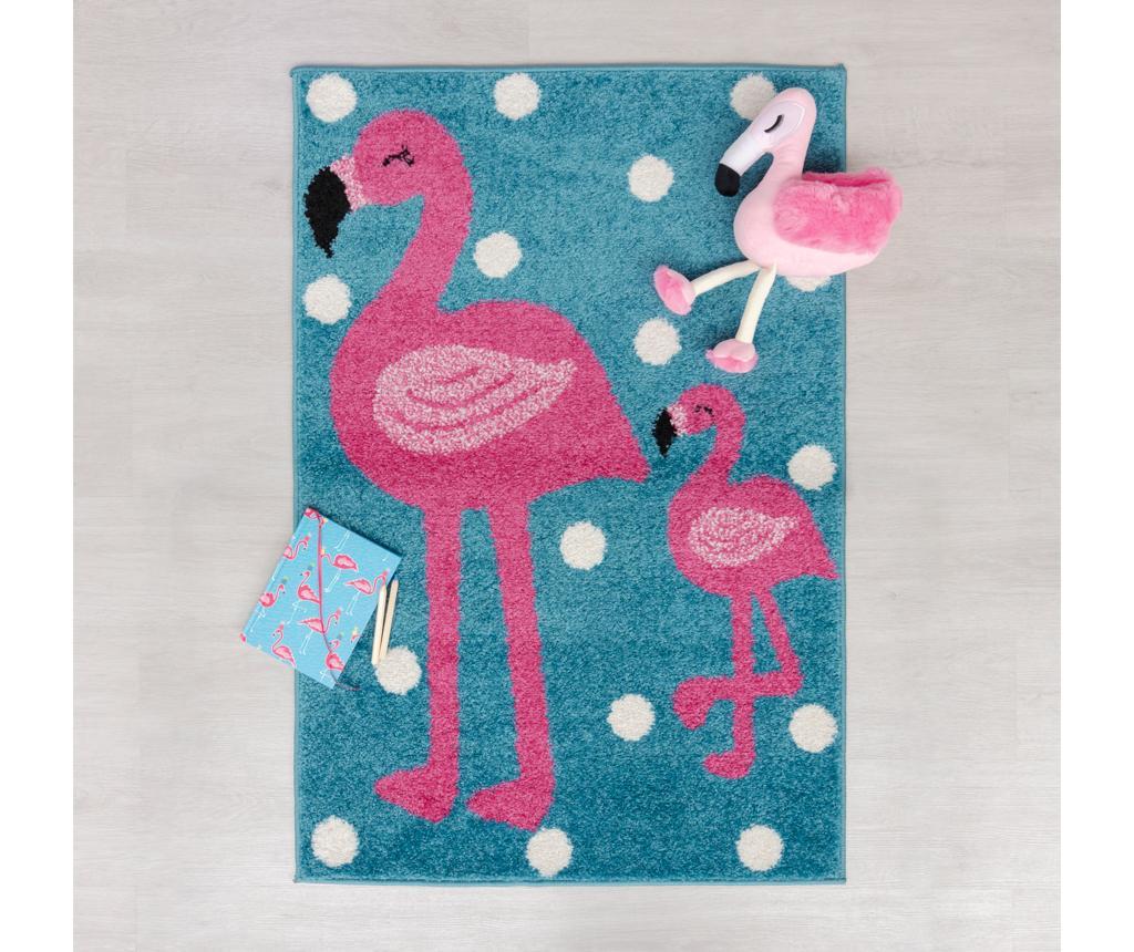 Tepih Flamingo 80x120 cm