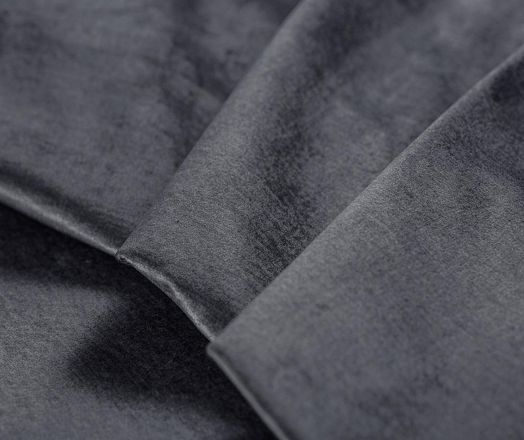 Trojmiestna rozkladacia pohovka Cirrus Dark Grey