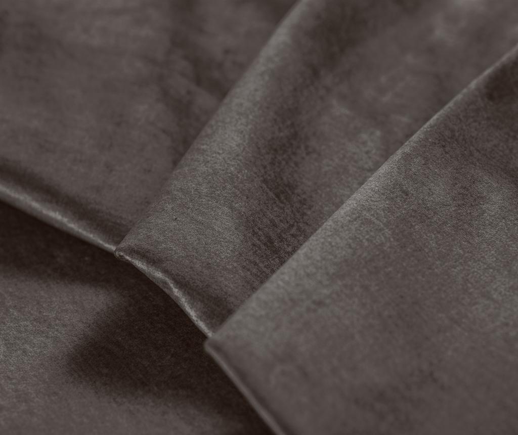 Coltar extensibil stanga Nuage Dark Brown