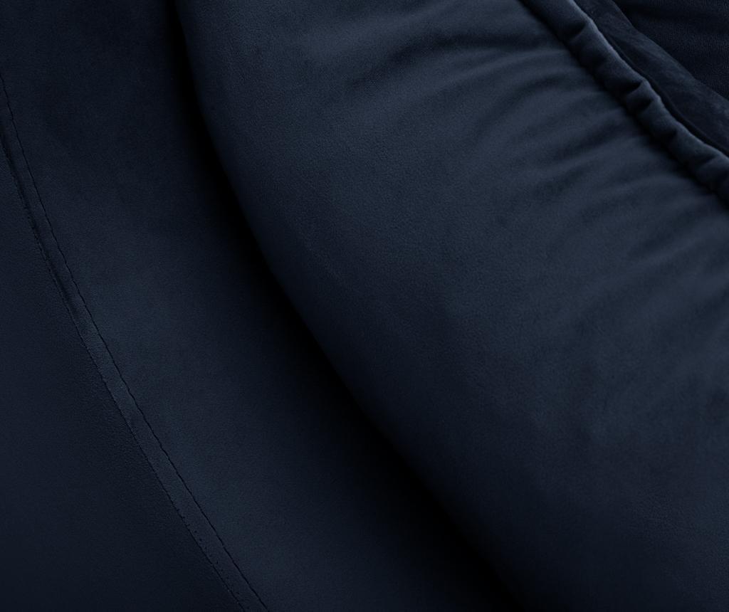 Rozkładana kanapa 3-osobowa Pansy Dark Blue