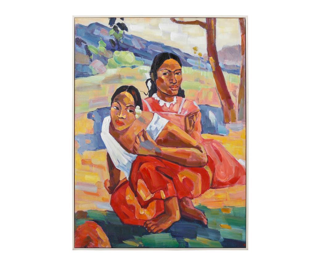 Tablou Women 76.2x102 cm