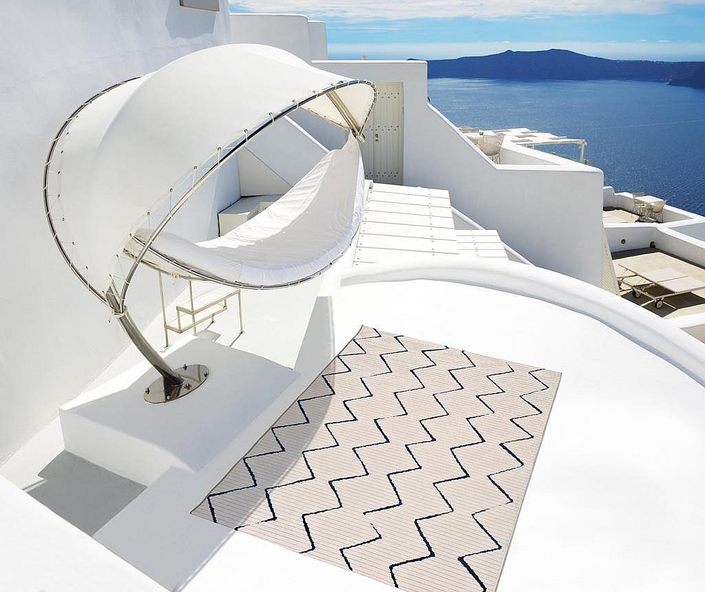 Dywan Cannes White 80x150 cm