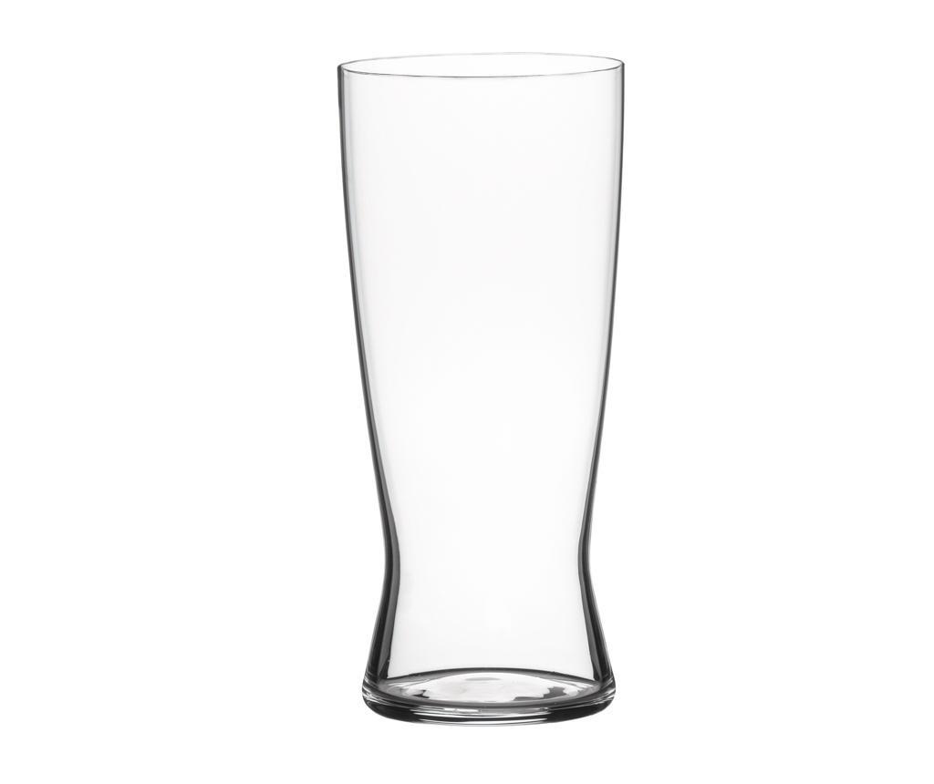 Set 4 pahare pentru bere Lager 560 ml