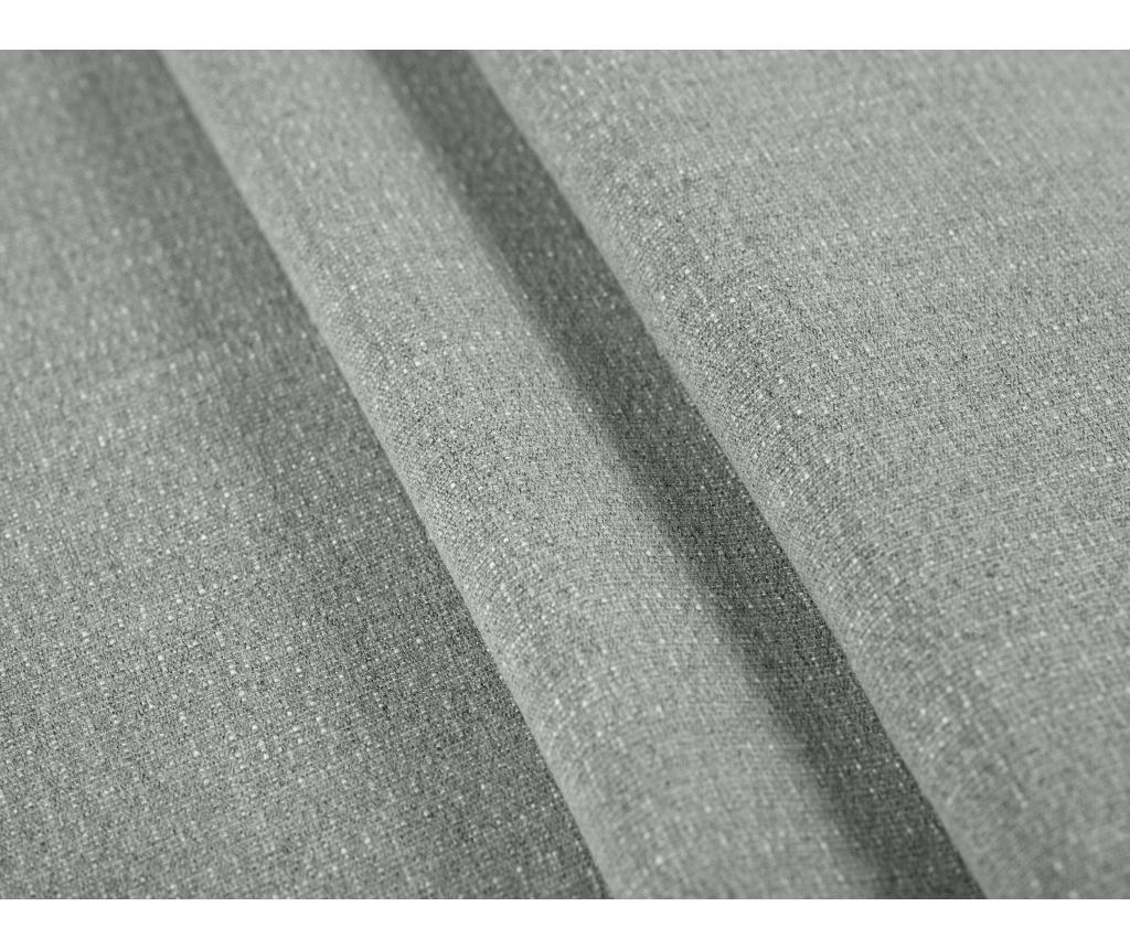 Rozkládací rohová pohovka levostranná Aubrieta Grey