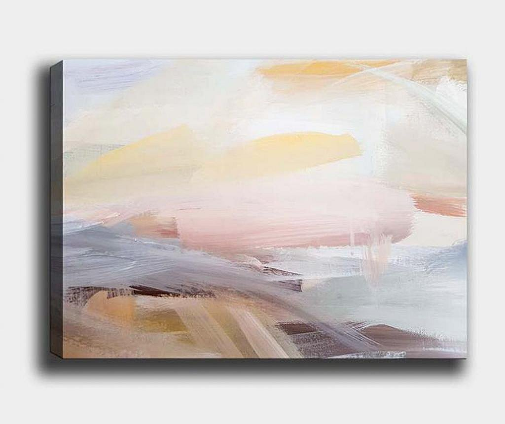 Tablou Abstract Sunrise 70x100 cm
