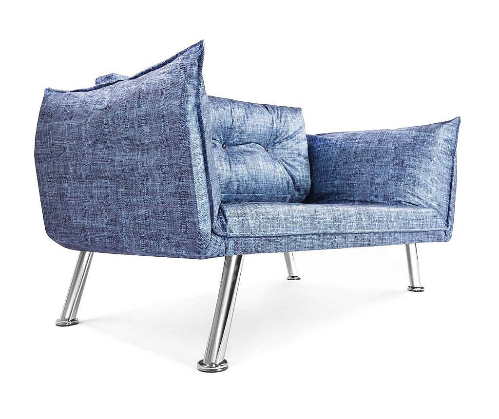 Denim Blue Kinyitható kanapé