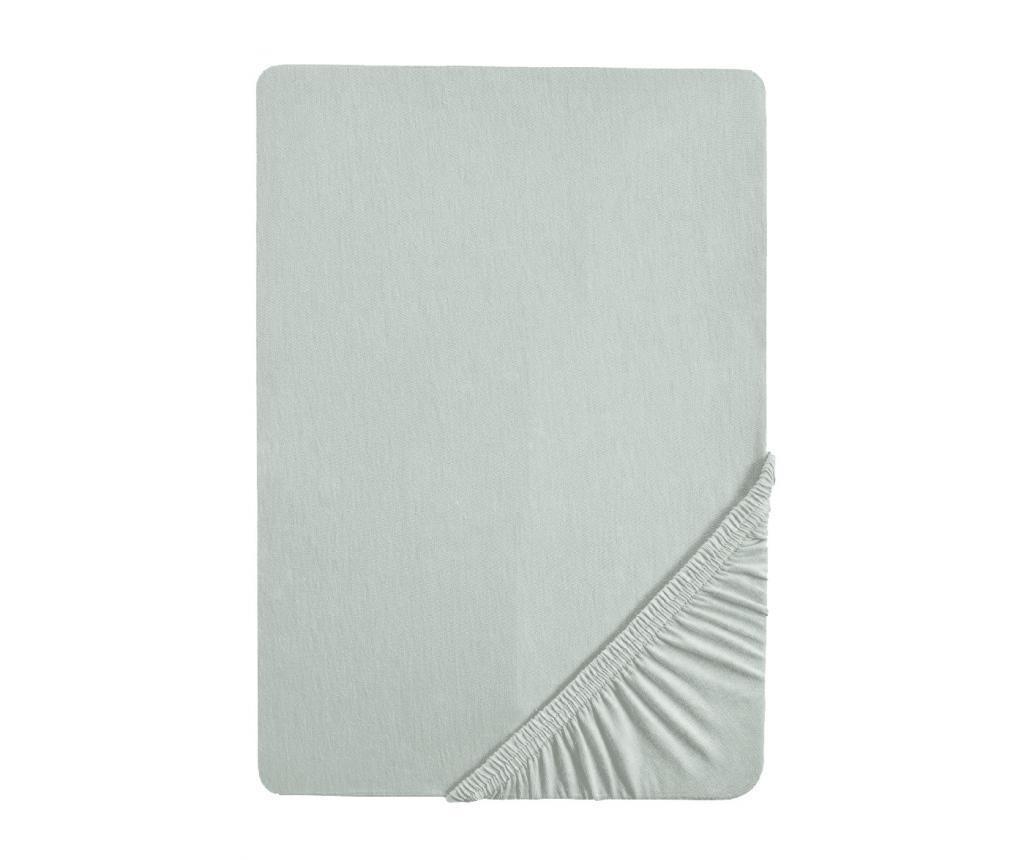 Plahta s elastičnom gumicom Grey 180x200 cm
