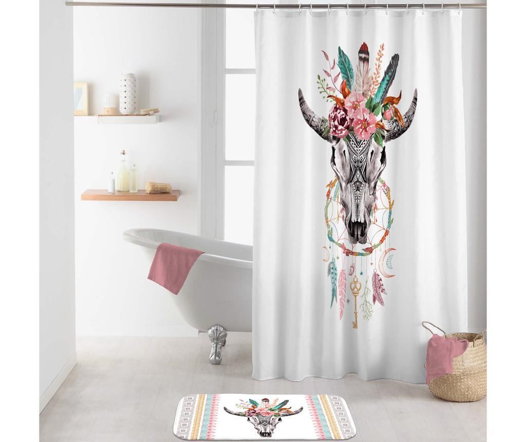 Zasłona prysznicowa Spirit 180x200 cm