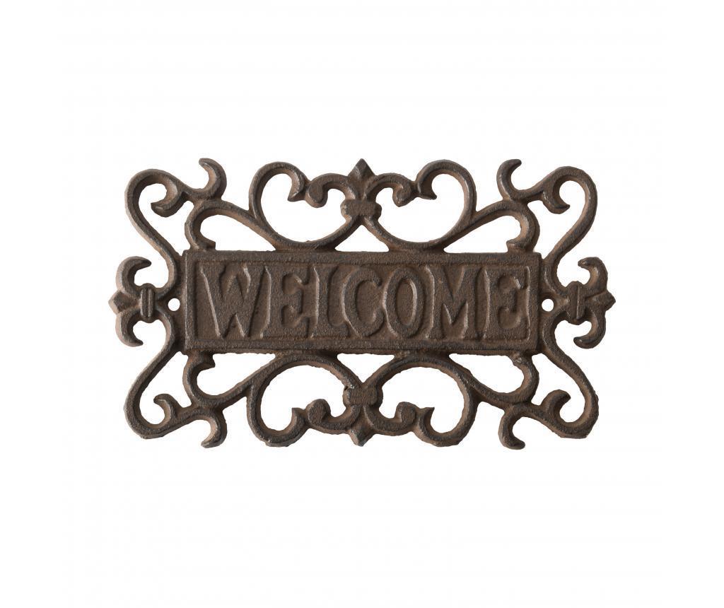 Dekoracja ścienna Welcome