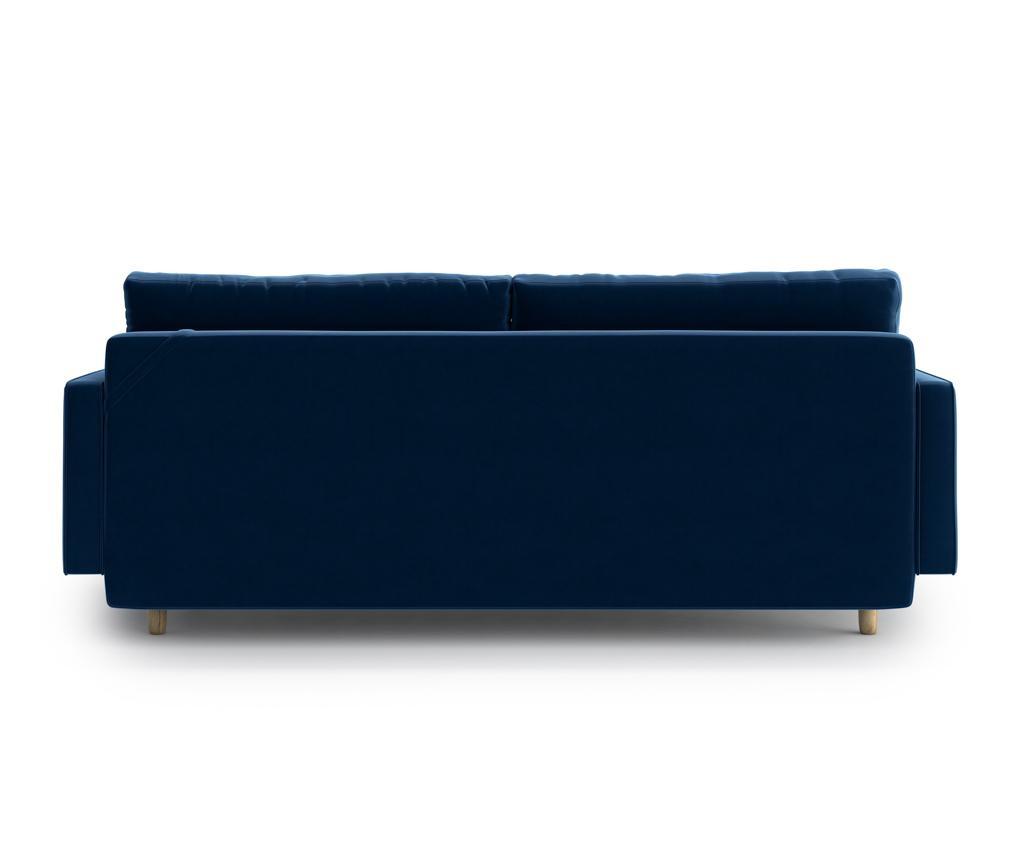Canapea extensibila 3 locuri Esme Navy