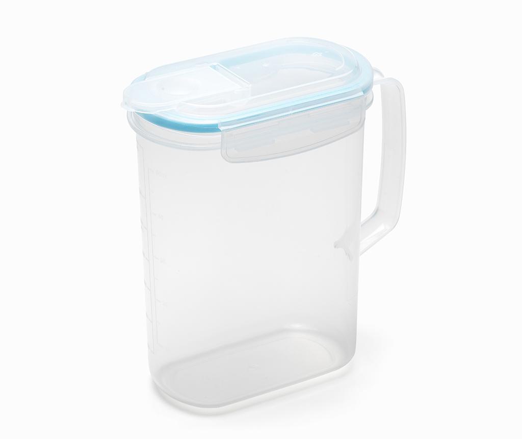 Ulcior cu capac pentru frigider Clip & Close 1.5 L