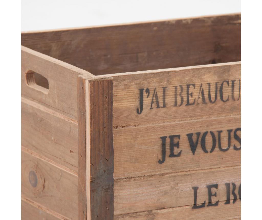 Set 2 kutije Grasse