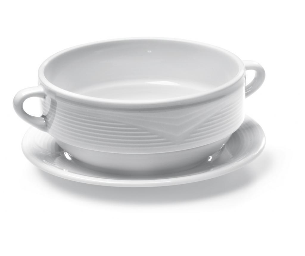 Farfurie pentru bolul de supa