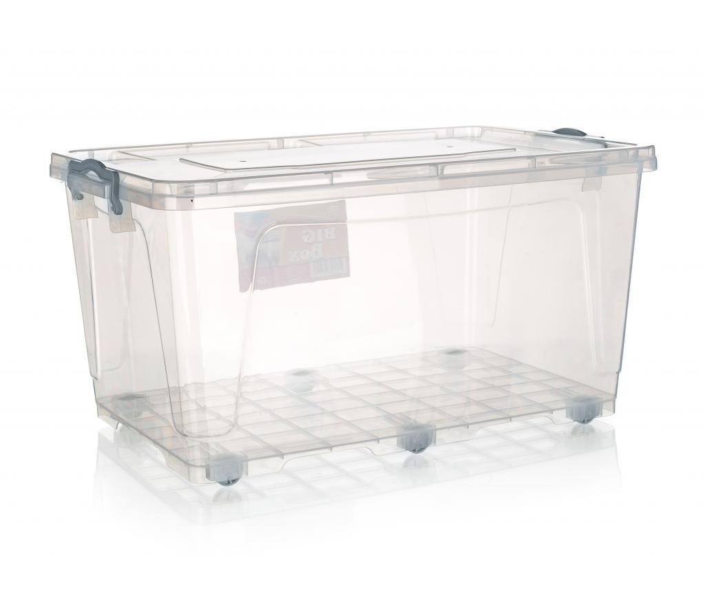 Cutie pentru depozitare cu capac 50L