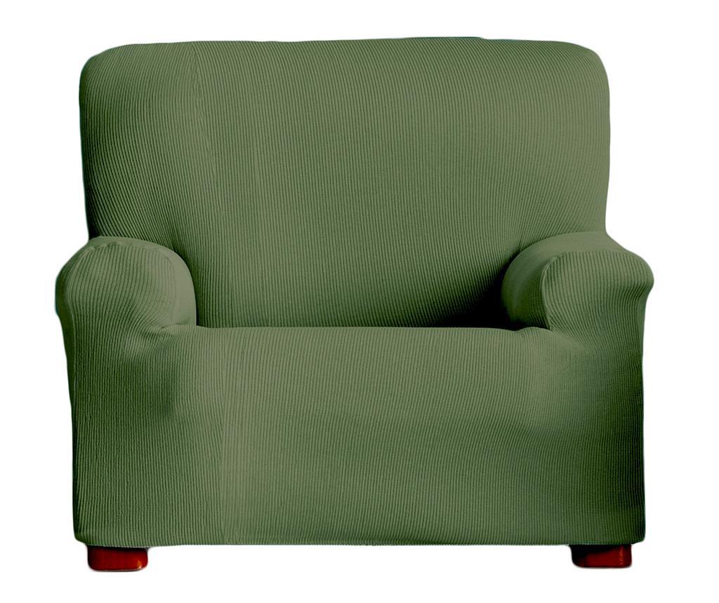 Elastična navlaka za fotelju Ulises Sopha Green 80x45x50 cm