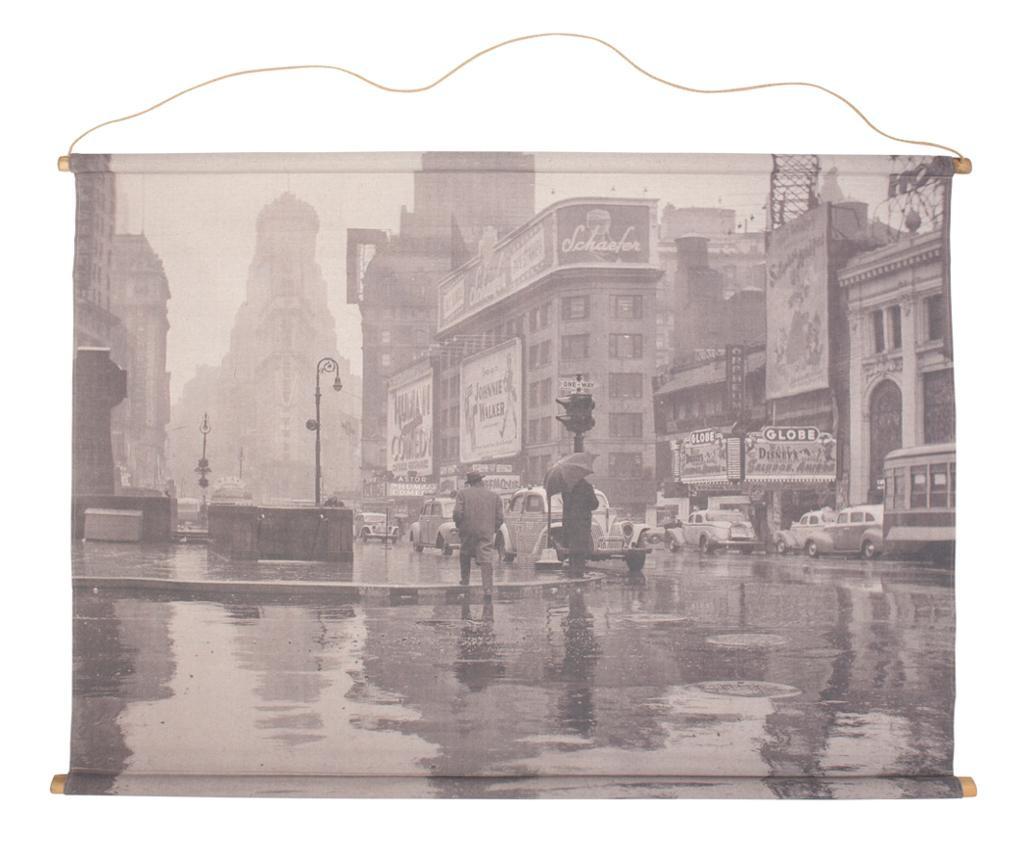 Tablou London Rain 96x124 cm