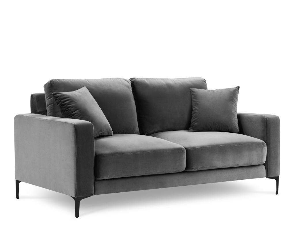 Canapea 2 locuri Harmony Grey