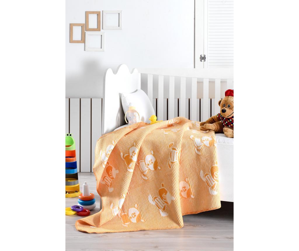 Deka za bebe 100x120 cm