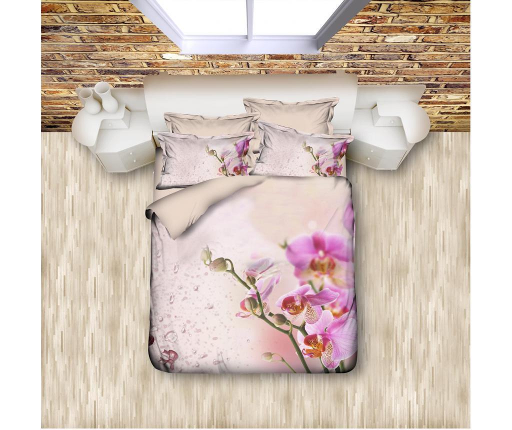 Set posteljina Double Extra Ranforce Orchid