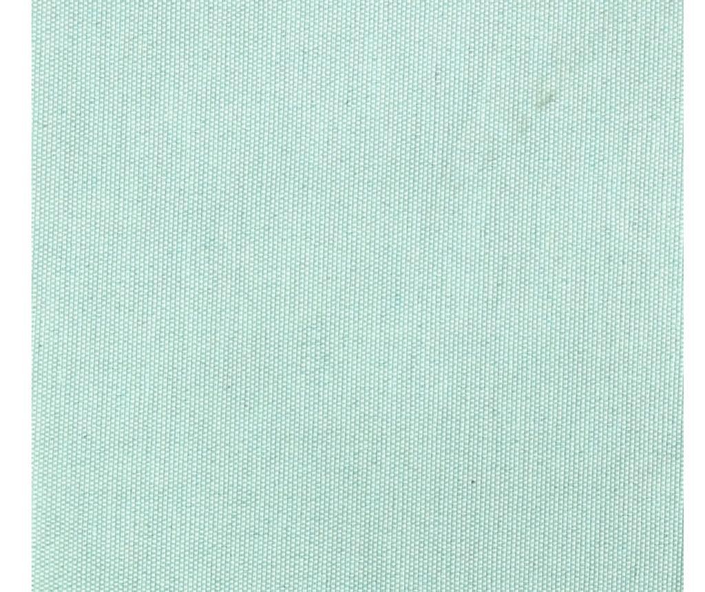 Pokrowiec na narożnik prawostronny Levante Blue 240x95x150 cm