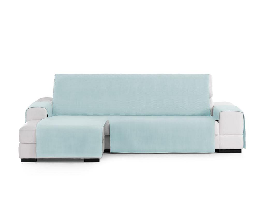 Navlaka za lijevu kutnu garnituru Levante Blue 240x95x150 cm
