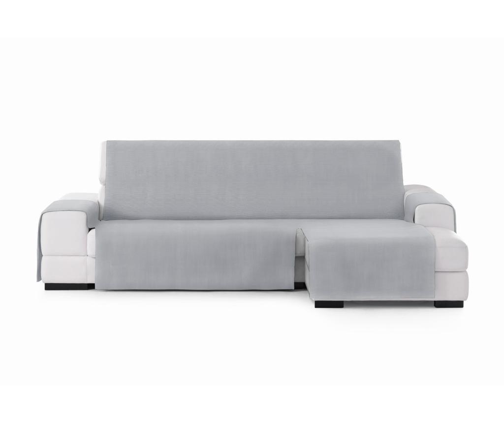 Pokrowiec na narożnik prawostronny Levante Grey 240x95x150 cm