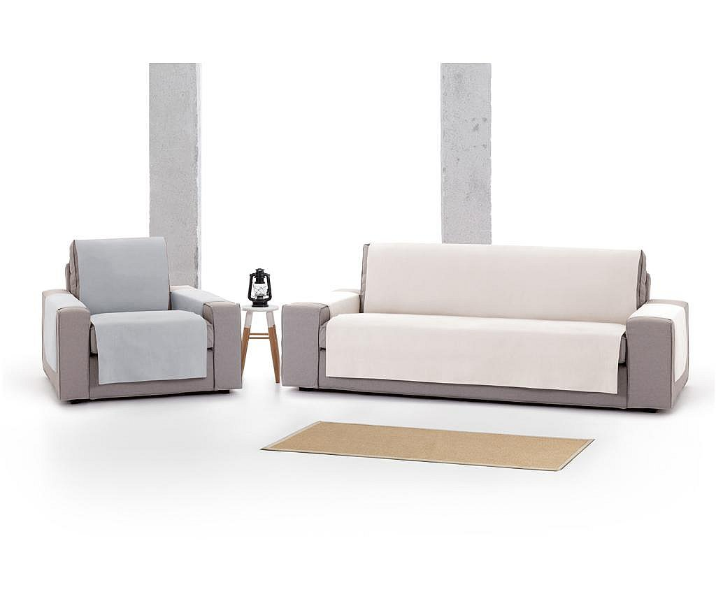 Pokrowiec na fotel Levante Grey 55x95x220 cm