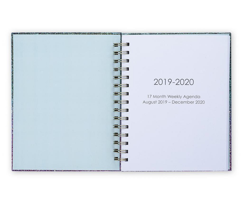 Agenda Sparkle & Bloom