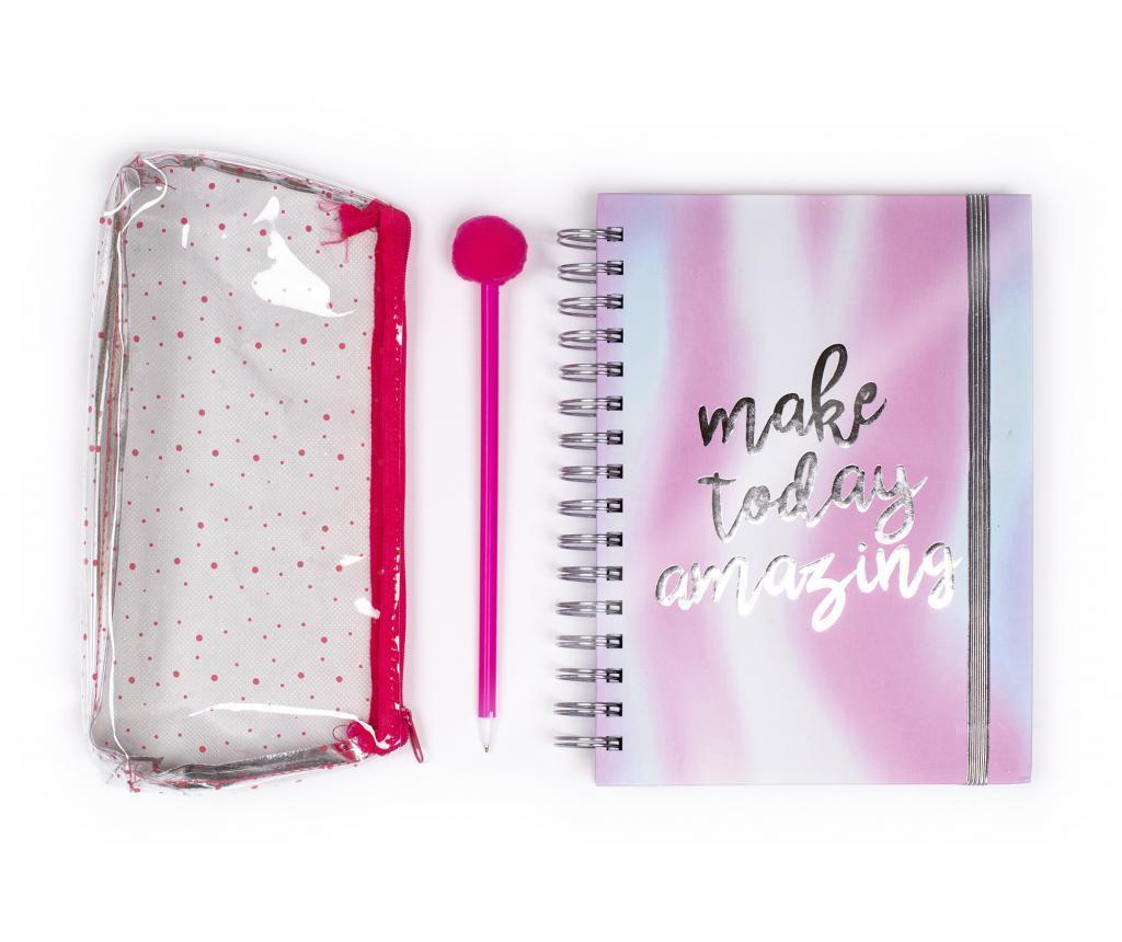 Set de jurnal, pix si penar