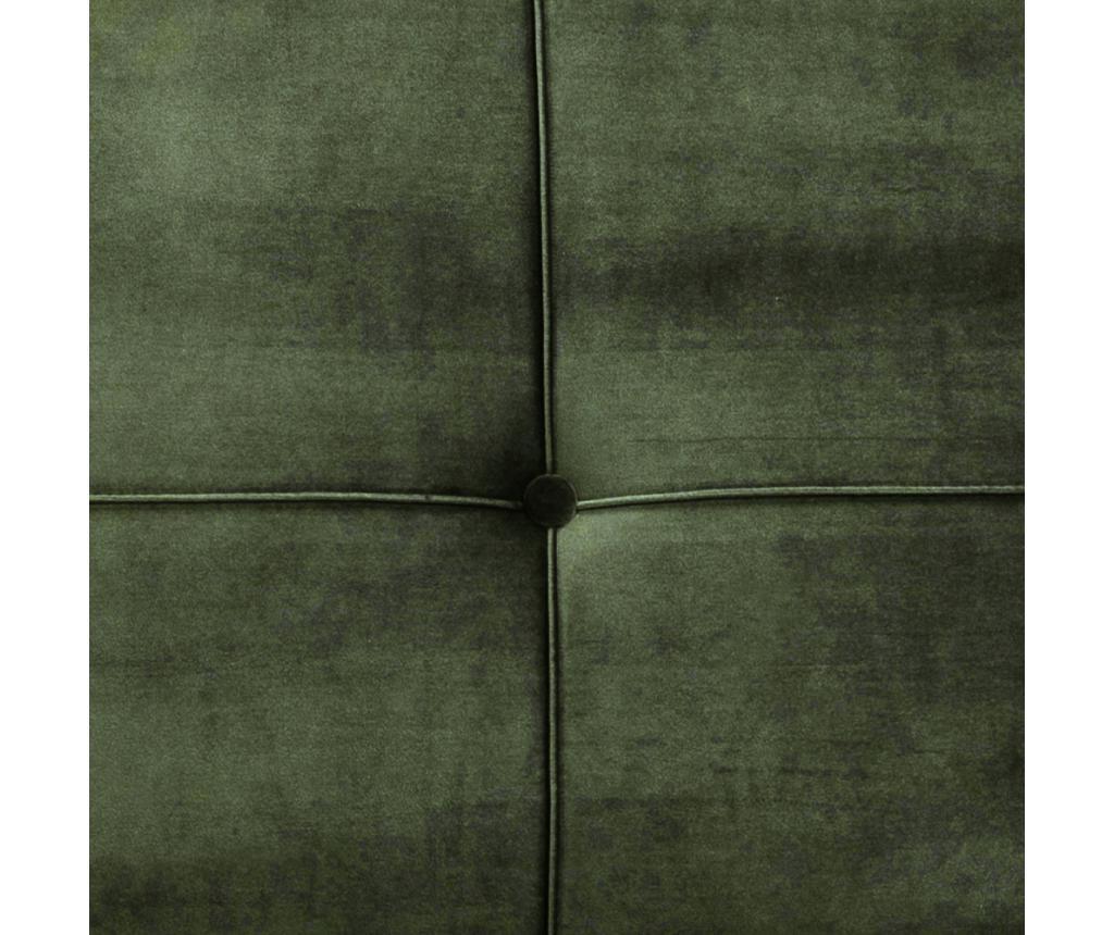 Разтегателно  триместно канапе Perugia Green
