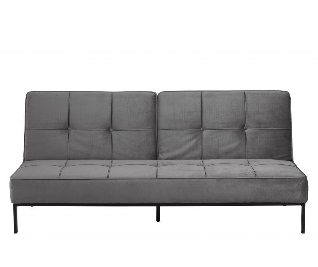 Canapea extensibila 3 locuri Perugia Grey