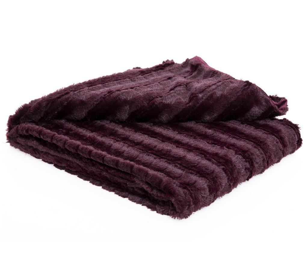 Pokrivač HAIR THROW 170x130x2 CM 130x170 cm