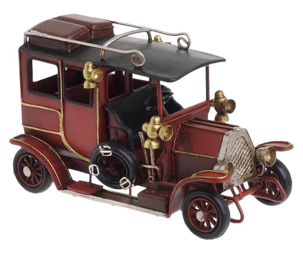 Decoratiune Antique Car Red