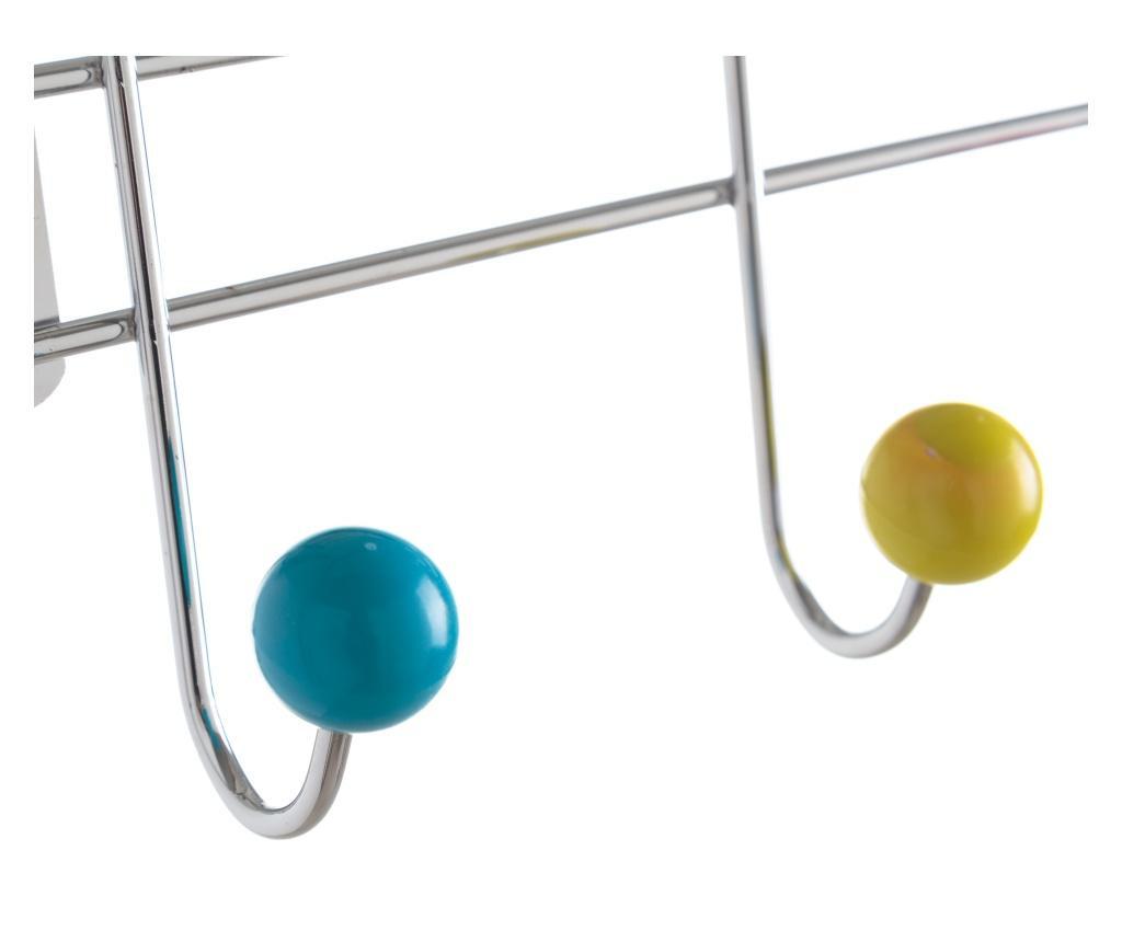 Cuier de usa Three Multicolour